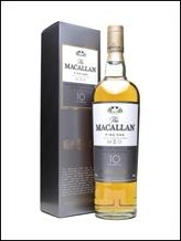 Macallan Fine oak 10 yrs old